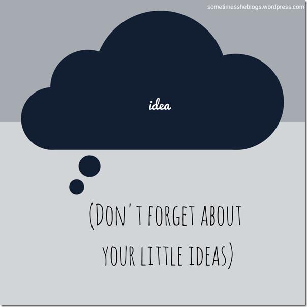 little ideas